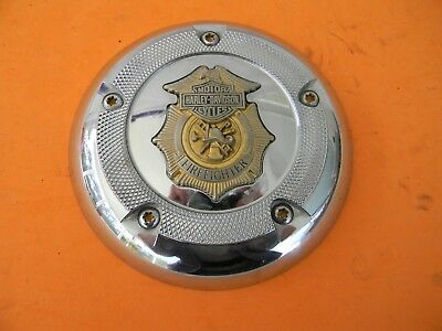 Harley Davidson Firefighter Air Cleaner Cover   Used   Obsolete  29035-04