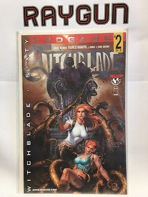 Witchblade #60 NM- 1st Print Top Cow Comics
