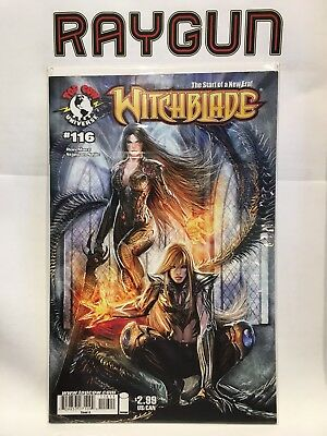 Witchblade #116 NM- 1st Print Top Cow Comics