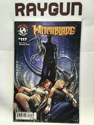 Witchblade #117 NM- 1st Print Top Cow Comics