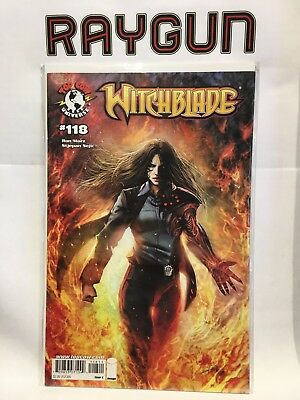 Witchblade #118 NM- 1st Print Top Cow Comics
