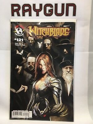 Witchblade #121 NM- 1st Print Top Cow Comics