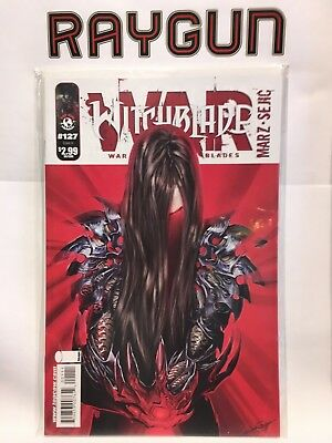 Witchblade #127 NM- 1st Print Top Cow Comics