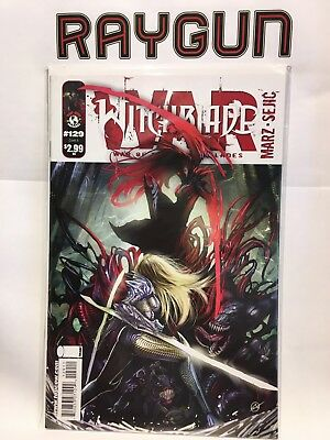 Witchblade #129 NM- 1st Print Top Cow Comics