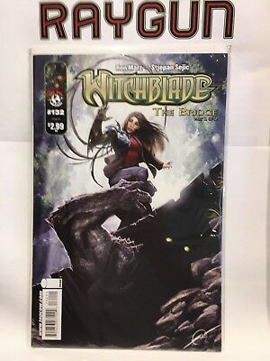 Witchblade #132 NM- 1st Print Top Cow Comics