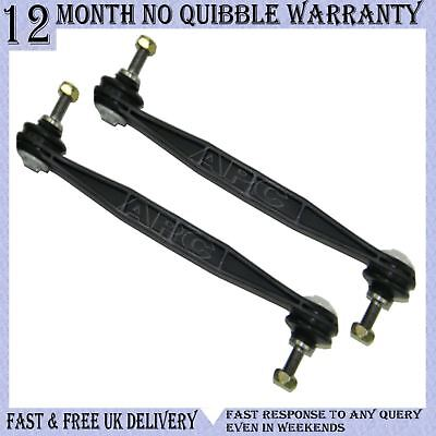 2 Front Stabilizer Anti Roll Bar Drop Link Rod For Ford Mondeo, Jaguar X-Type