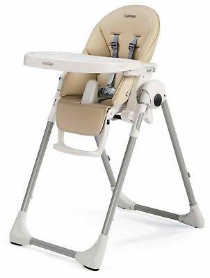 Peg Perego Siesta High Chair - Reclining u0026 Foldable Ultra-Compact Baby u0026 Toddler  sc 1 st  PicClick & PEG PEREGO SIESTA High Chair - Reclining u0026 Foldable Ultra-Compact ...