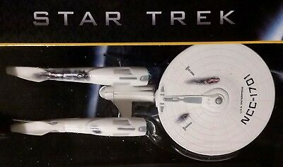 Hot Wheels 2009 Star Trek Battle Damaged U.s.s. Enterprise Ncc-1701 Abrams Mib