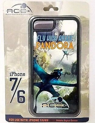 Disney D-TECH ACE FLY HIGH ABOVE PANDORA 8/7s/7/6s/6 iPhone Case New in Package