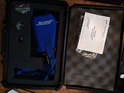 AFL OFS 300 Optical Fiber Scope include a hard carrying case and4 adaptor caps