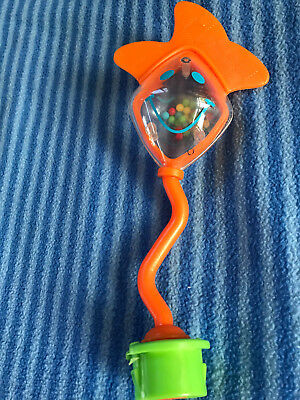 Evenflo Ultra Exersaucer Castle Theme Joker Rattle Toy Replacement Part