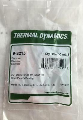 NEW Genuine Thermal Dynamics 9-8215 5 Pack Electrodes
