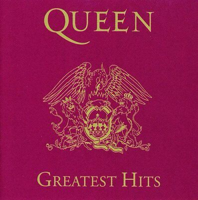 Queen - Greatest Hits (CD Used Like New)