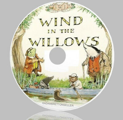 The Wind in the Willows Audio Book MP3 CD Kenneth Grahame