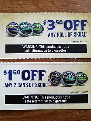 graphic regarding Skoal Coupons Printable known as SKOAL SMOKELESS TOBACCO Discount coupons *******enormous $Aving