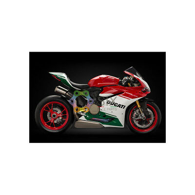 16 Kit Carene ABS Ducati Panigale 1199 Final Edition Sixrace