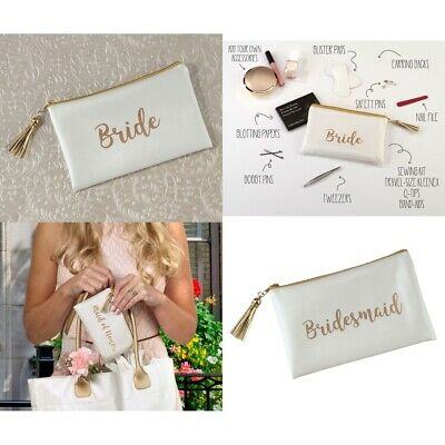 Wedding Survival Kit Bag Bridal Party Gifts Favour