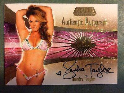 Assorted Benchwarmer Autographed Cards Of Playmates And Models****