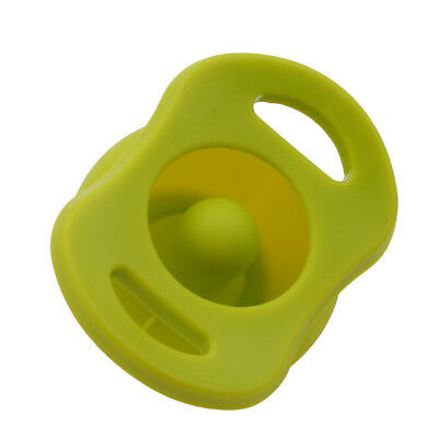 Funny Feeding Pacifier Infant Soother Silicone Nipple Colorful Safety Nipple ST