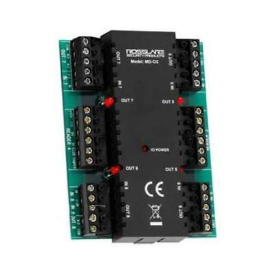Rosslare Security Product MD-D02 2 Reader Io Door Access Control Expansion Board