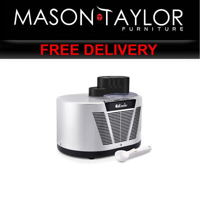 Mason Taylor Self Cooling Ice Cream Maker - Silver ICM-COM-SI