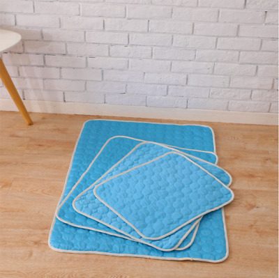 Pet Dog Self Cooling Mat Pad for Kennels Crates and Beds- Arf Pets (S,M,L,XL)