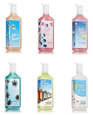 Summer Special Collection by Bath And Body Works Creamy Luxe Hand Soap 259ml