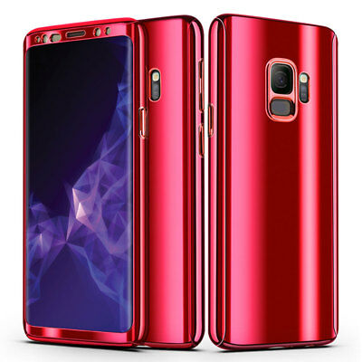 For Samsung Galaxy S9 S8 Plus S7 A5/A7 360Shockproof Full Body Hybrid Case Cover