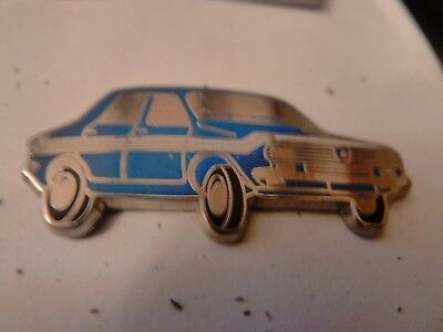 Pin's  Voitures  Renault /  R12  Gordini   /  Superbe    /  Emaillee