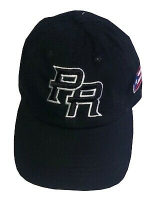 PUERTO RICO Dad Hat Cotton Baseball Cap Polo Style Low Profile 100% COTTON