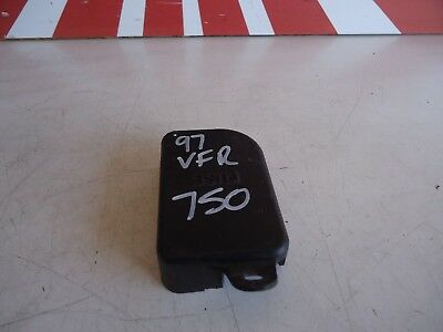 honda vfr750 fuse box cover / 1997 / vfr fuse box / junction box cover