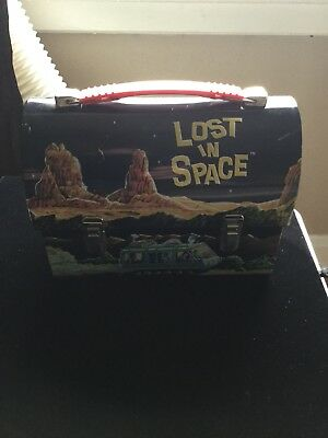 Lost In Space Tv Series Reproduction Dome Top Lunch Box Mint Condition