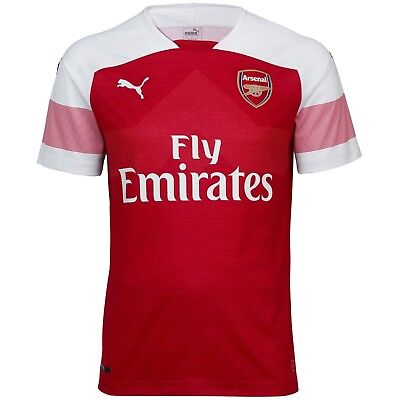 Arsenal Home Shirt 2018/19