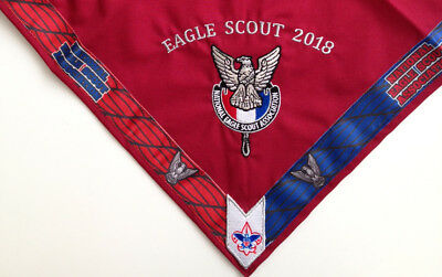 2018 Eagle Scout Neckerchief for class of 2018