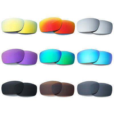 Polarized Replacement Lenses For-Oakley Fives Squared (4+1) Sunglasses Anti-Sand