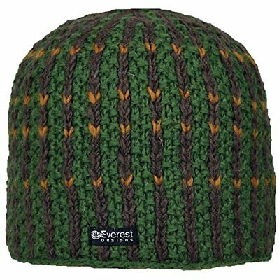 fbced094abee8 Mens   Womens Everest Designs Porter Beanie Winter Hat Cap Wool Polyester  lined