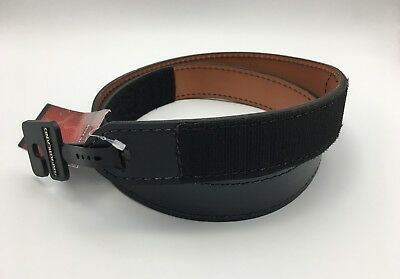 "Safariland 999 Unlined Inner Belt w/ Hook & Loop Closure, Large, Fits 38"" - 42"""