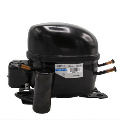 1/3 HP Replacement Refrigeration Compressor R-134A  GC77-1