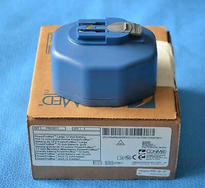 New Conmed Linvatec Pro3011 Large 12 Volt Battery