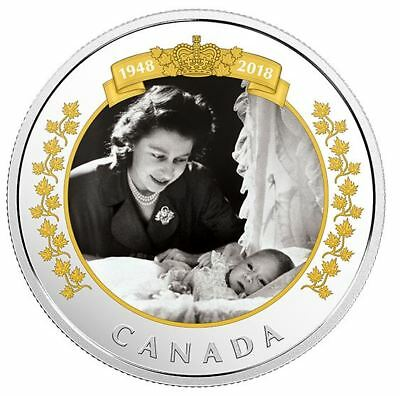 2018 ROYAL PORTRAIT Silver Proof Coin