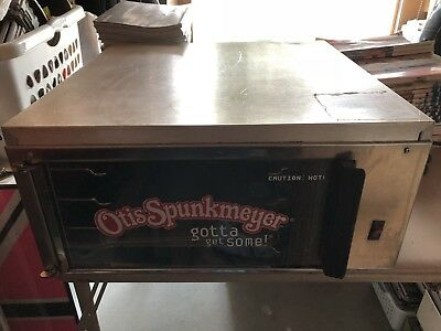 Otis Spunkmeyer Commercial Cookie Convection Oven OS-1