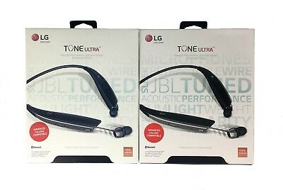 e9e9cde383b LG TONE ULTRA HBS-820 Bluetooth Wireless Stereo Headset - $45.99 ...