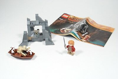 Lego The Hobbit 79000 Riddles of the ring only Missing Fish