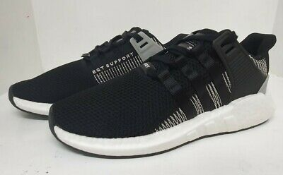 ADIDAS EQT SUPPORT 9317 BY9509 CBLACK FWTTHT Black White