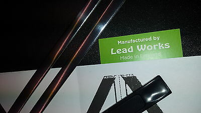 Self Adhesive lead strip, 9mm Antique  x 5metre coil , Free 1st class post.  new