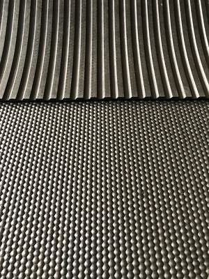 Heavy Duty Large Rubber Gym Mat Commercial Flooring 6ftx4ftx12mm