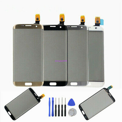 For Samsung Galaxy S7 Edge G935 G935F Touch Screen Glass Digitizer Panel+Tools
