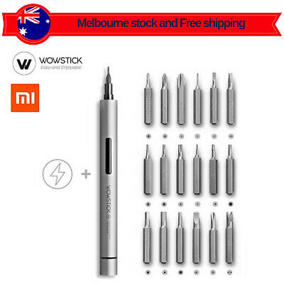 Xiaomi Wowstick 1P+Electric Screwdriver Cordless Power 19 in 1 Screwdriver