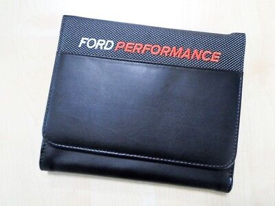 Ford Performance Bordmappe Servicemappe 2058272