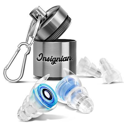 Noise Cancelling Ear Plugs Hearing Protection for Musician Concerts Music Party